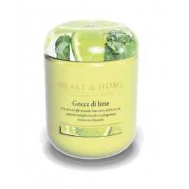 Lime Drops Candle