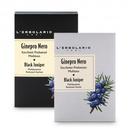Black Juniper Perfumed Sachets
