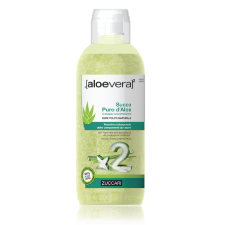 Pure Aloe Juice