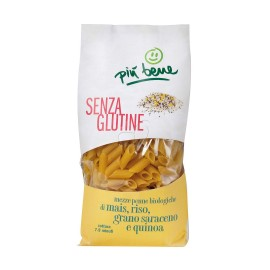 Mezze Penne Biological Gluten