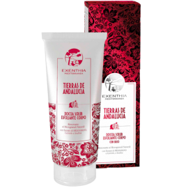Tierras de Andalucia Shower Scrub Exfoliating Body
