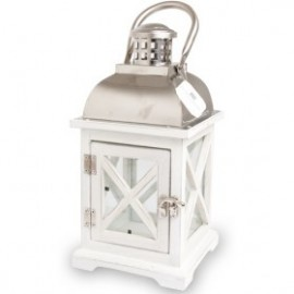 Wooden and Metal Lantern