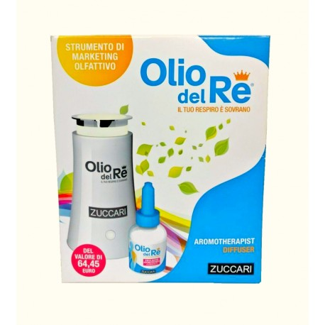 Olio del Re Aromotherapist Diffuser