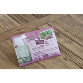 Scented Envelope of Grape Wine